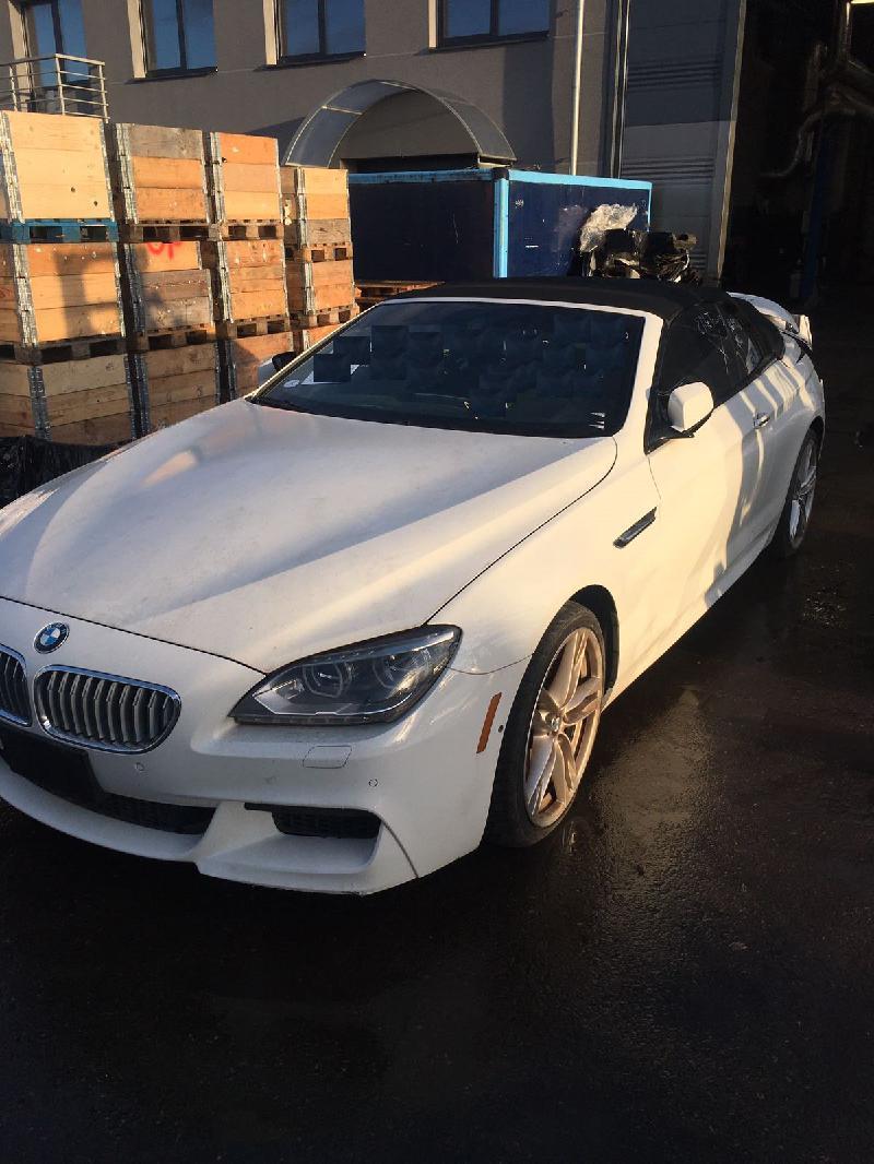 BMW 6 Convertible (F12) Priekinis dešinys amortizatorius 6863124 F12V033VA 6796178 A2C53389156 5132248