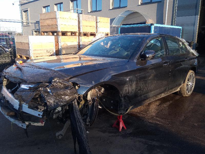 BMW 5 (G30) Galinio dangčio ženkliukas 7463715 5141232