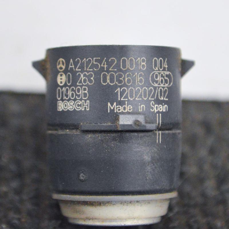 MERCEDES-BENZ C-CLASS Coupe (C204) Priekinis parktronikas nr.1 4265346