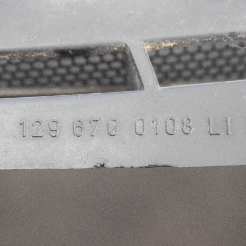 MERCEDES-BENZ SL (R129) Kitos kėbulo detalės A1296700108 4288705