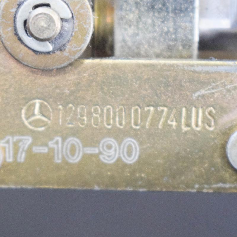 MERCEDES-BENZ SL (R129) Kitos kėbulo detalės A1298001672 A1298000774 4289003