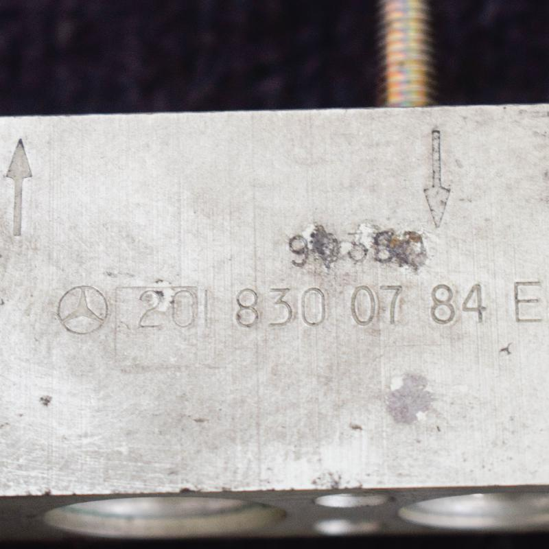 MERCEDES-BENZ SL (R129) Kitos kėbulo detalės A2018300784 4292128