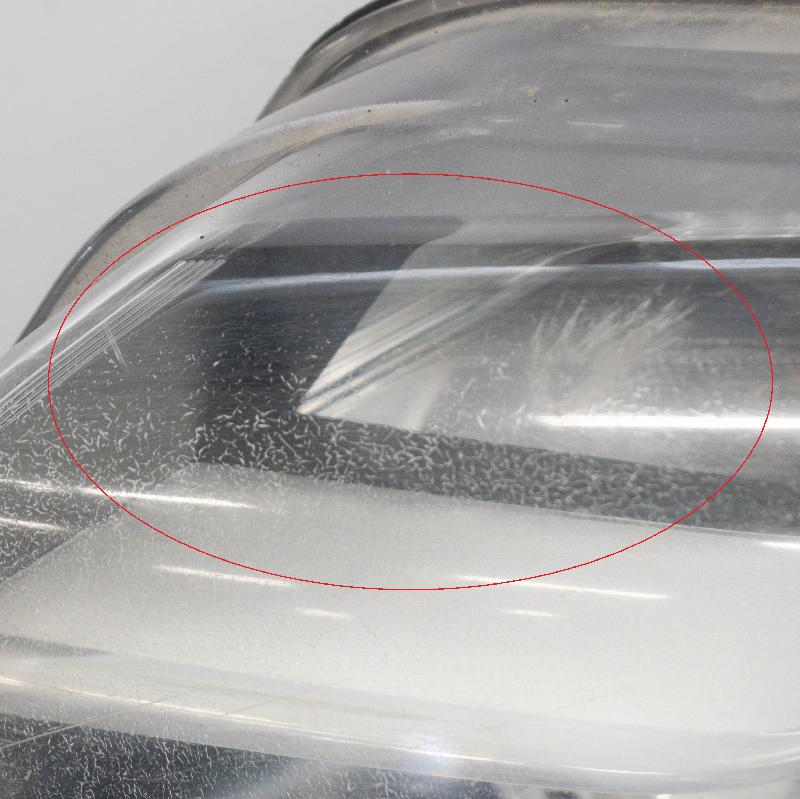 VW AMAROK (2H_, S1B) Priekinis kairys žibintas N/A 4297527
