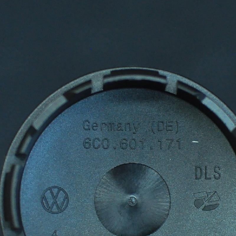 VW POLO (6R, 6C) Galinio dangčio ženkliukas 6C0601171 1602889