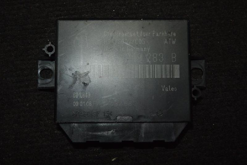 SKODA OCTAVIA (1Z3) Parktronikų blokas 1Z0919283B 1801960