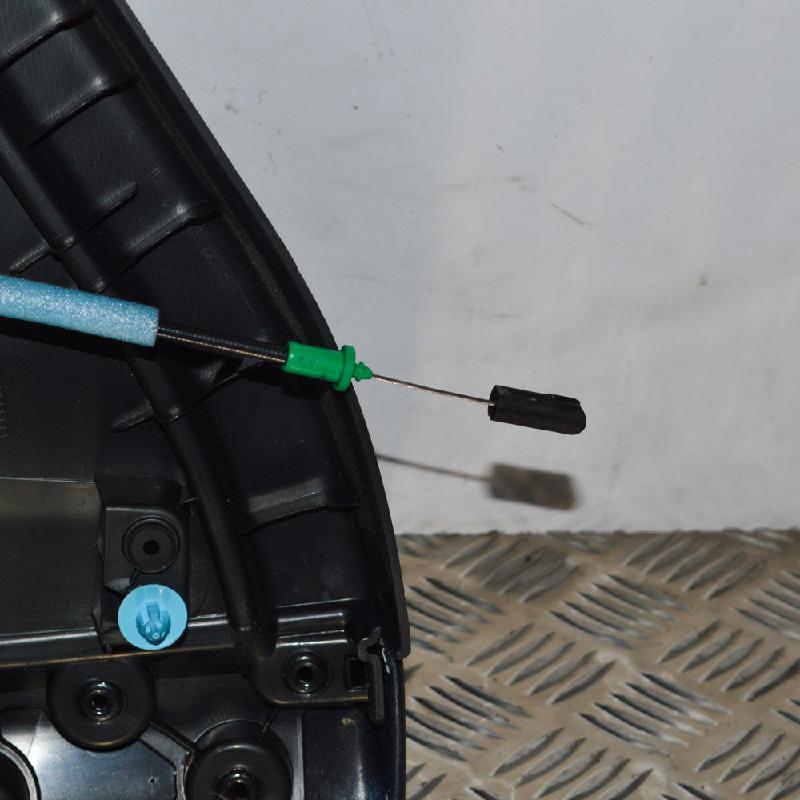 BMW 2 Active Tourer (F45) Galinių dešinių durų apmušimas 2446884 2088320