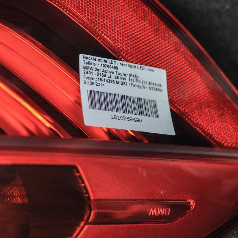 BMW 2 Active Tourer (F45) Galinis kairys žibintas 7311059 2088373