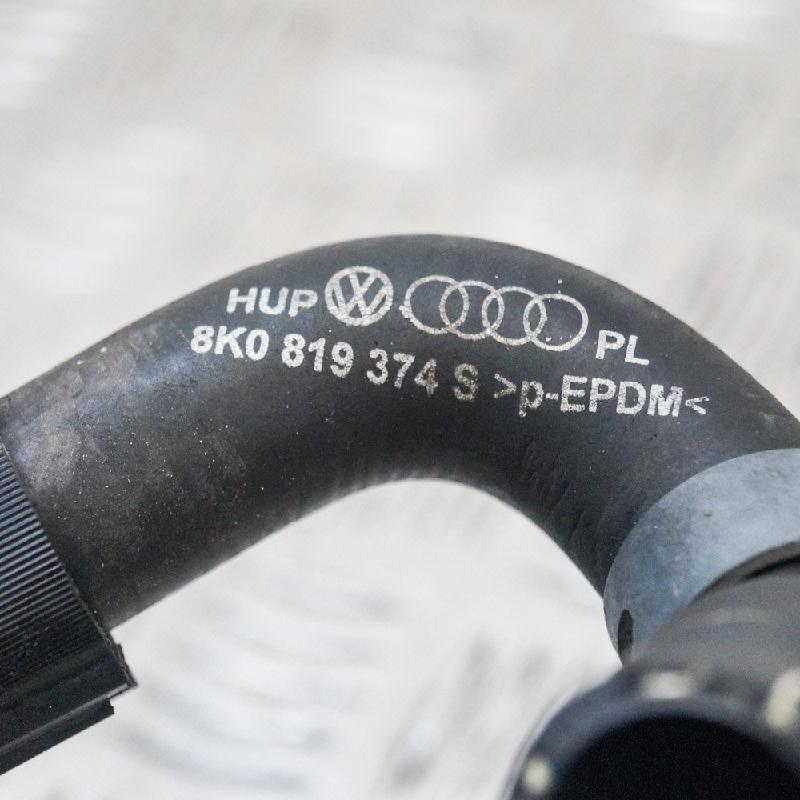AUDI A6 (4F2, C6) Kitos šlangos 8K0819374S 2413282