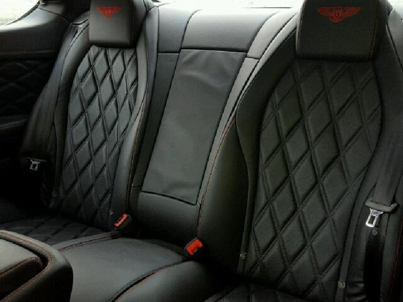 BENTLEY CONTINENTAL Coupe (3W_) Galinis dešinys amortizatorius 3W8616002B 2598497