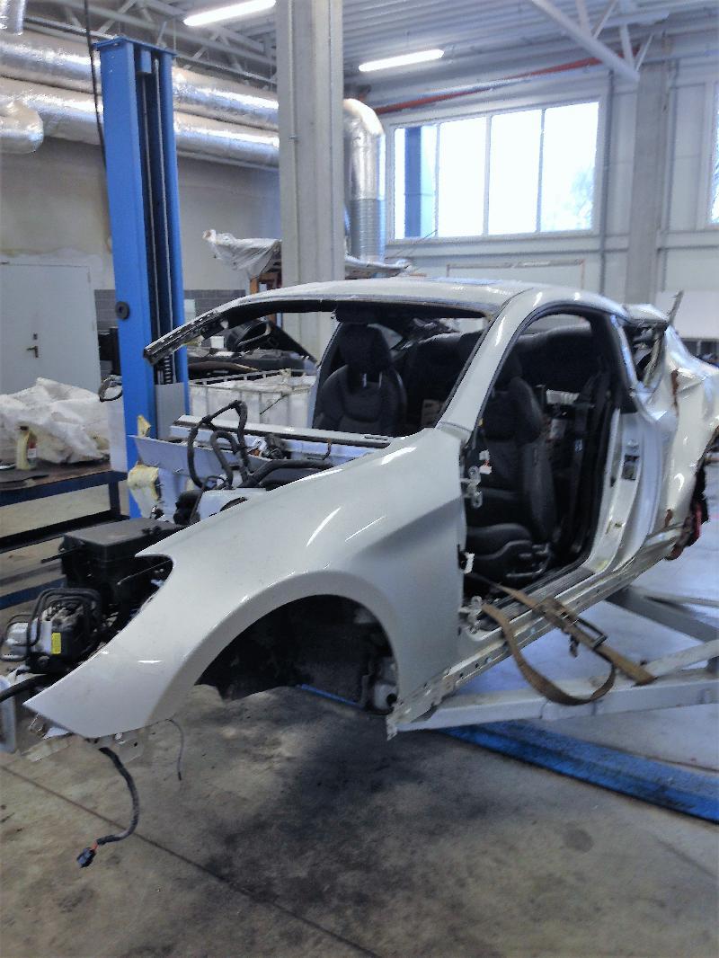 HYUNDAI GENESIS Coupe Galinis dešinys amortizatorius 55311-2M650 2778330