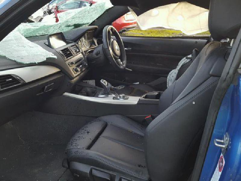 BMW 2 Coupe (F22, F87) Priekinis dešinys amortizatorius 6865648 2845558