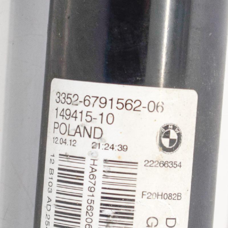 BMW 1 (F20) Galinis kairys amortizatorius 6791562 2941117