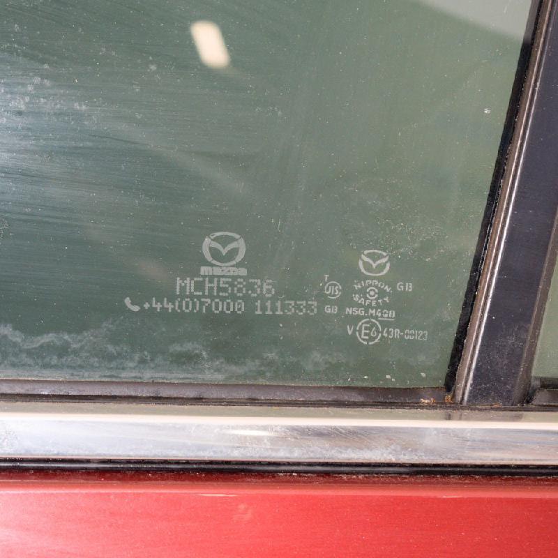 MAZDA 6 Estate (GH) Galinės kairės durys GS1D73010GS1D-73973 2996074
