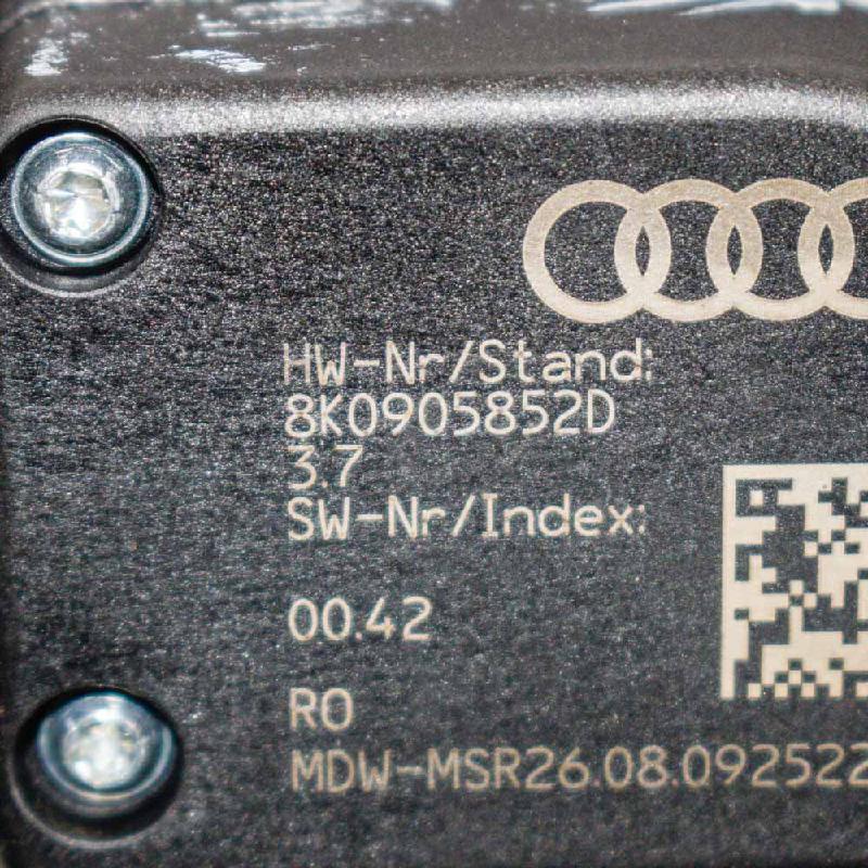 AUDI A4 (8K2, B8) Kiti valdymo blokai 8K0905852D 3046248