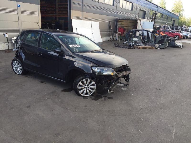 VW POLO (6R, 6C) Galinio dangčio ženkliukas 6R6827469B 3258104
