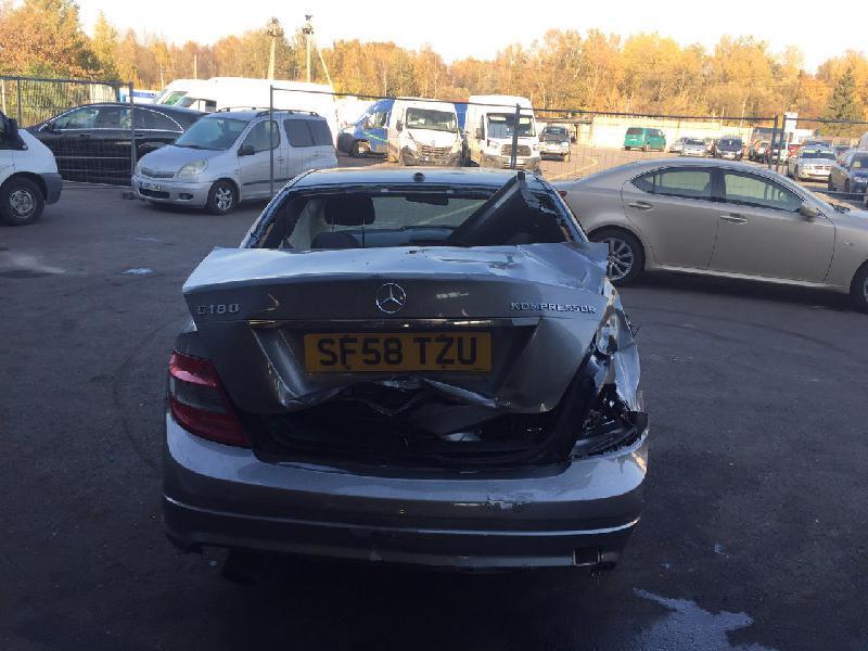 Mercede Benz C Clas Fuse Box