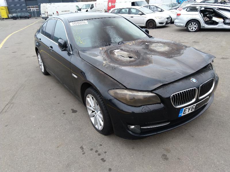 BMW 5 (F10) Priekinis dešinys saugos diržas 610126200B 3501856