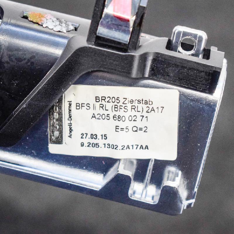 MERCEDES-BENZ C-CLASS (W205) Kitos apdailos detalės A2056800271A2056800771 3614453