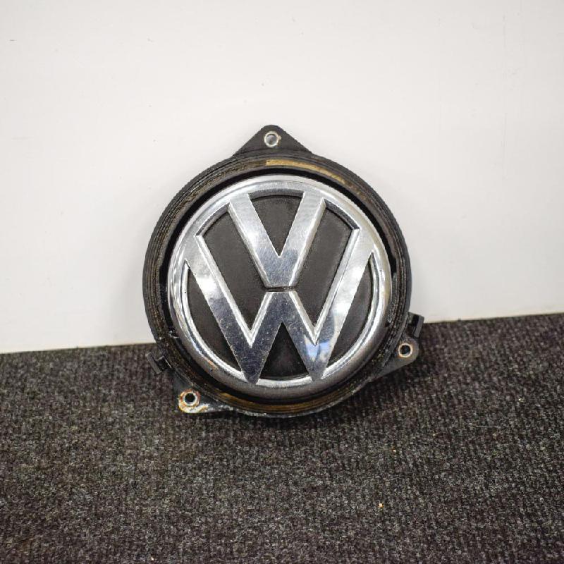 VW GOLF VI (5K1) Galinio dangčio ženkliukas 3C5827469G 3633625