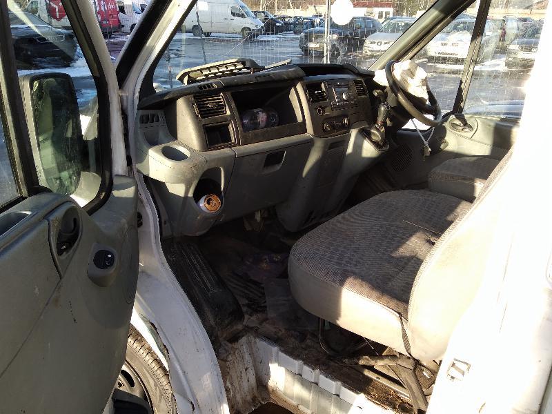FORD TRANSIT Box Automobilis WF0XXXBDFXBL08946 3668795