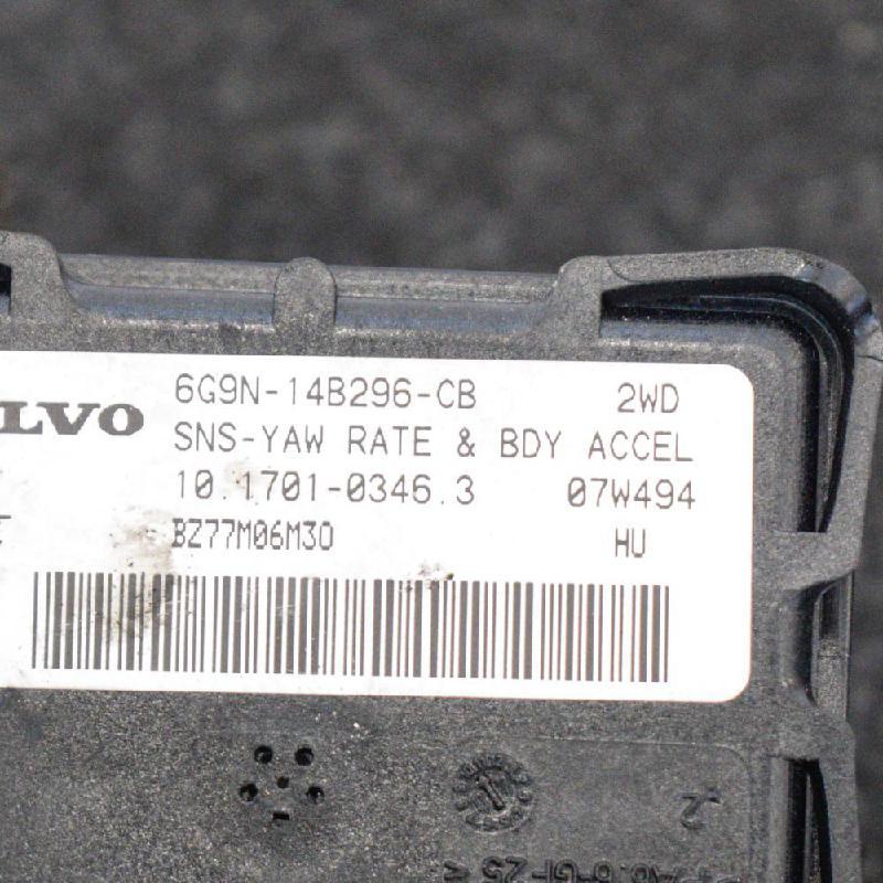 VOLVO V70 III (BW) Pagreičio daviklis 6G9N-14B296-CB 3684209