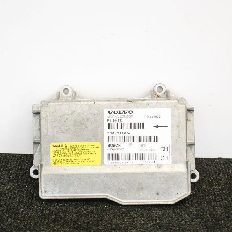 VOLVO V70 III (BW) SRS kompiuteris 312649320285010372 3684236