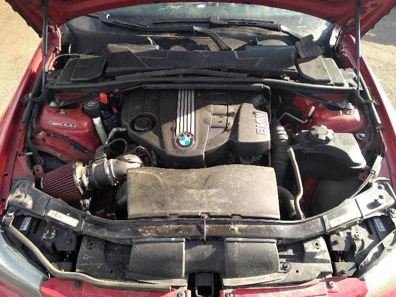 BMW 3 (E90) Galinės kairės durys 7203647 3701572