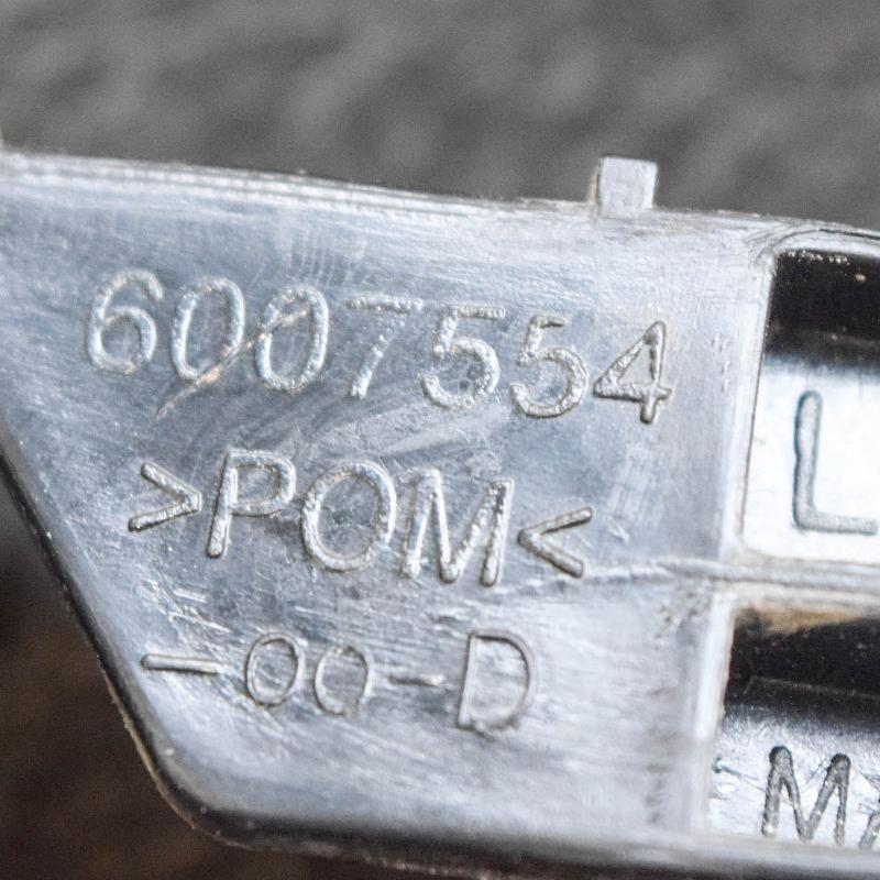 TESLA MODEL S Galinio bamperio kairys laikiklis 6007554-00-D 4120225