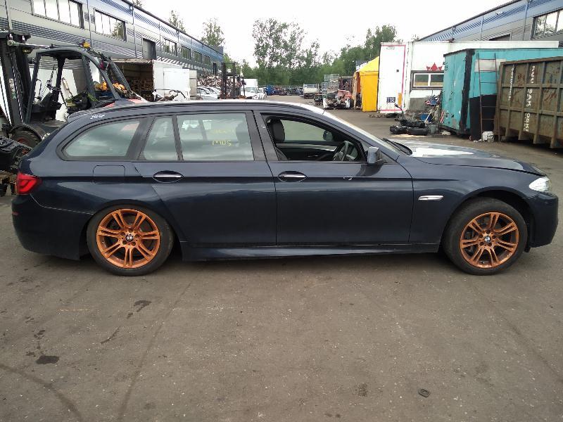 BMW 5 Touring (F11) Galinės kairės durys 7206119 4200984