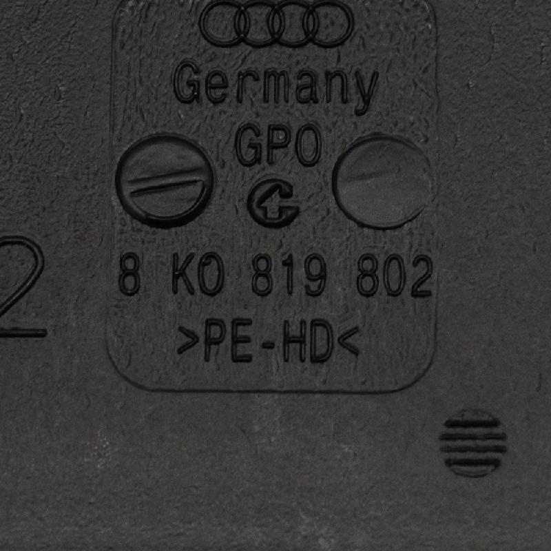 AUDI A4 (8K2, B8) Kitos salono detalės 8K0819802 3850856