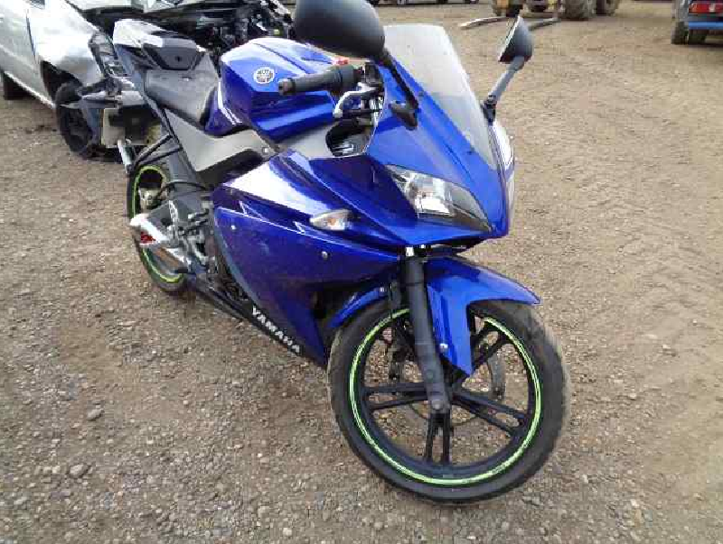 YAMAHA YZF-R rankena (clip-on) 2191270