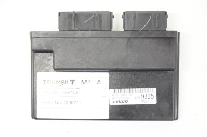TRIUMPH TIGER Variklio kompiuteris 637D-187A-001/A130-105247/SMTTRE15B 2302498