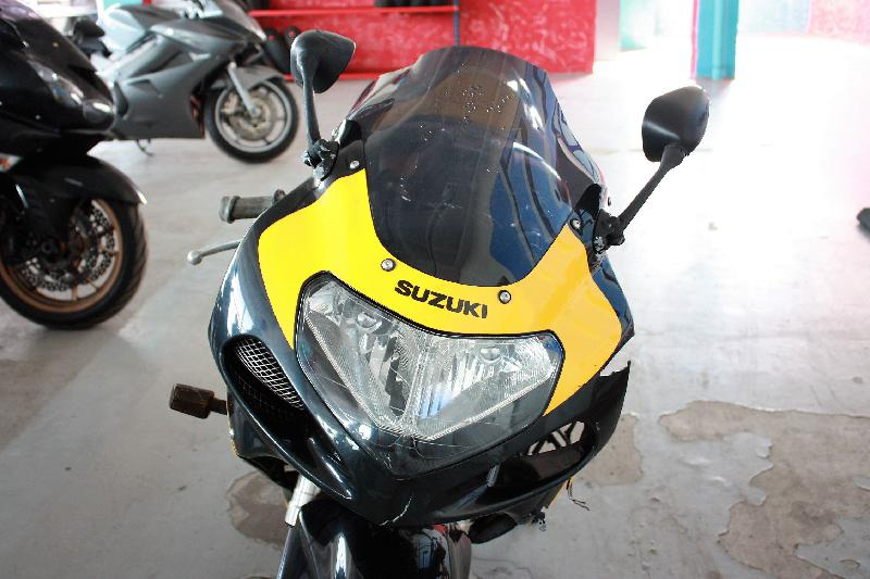 SUZUKI GSX-R Grandinės apsauga 2490888