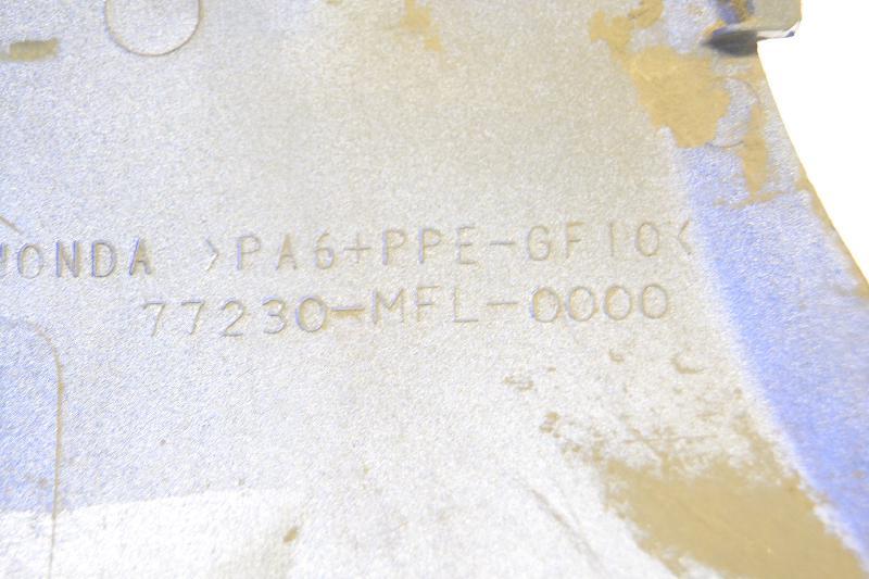HONDA CBR plastikas 77230-MFL-0000 2908304