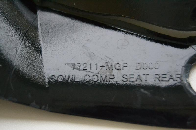 HONDA CBR plastikas 77211-MGP-D000 3111775