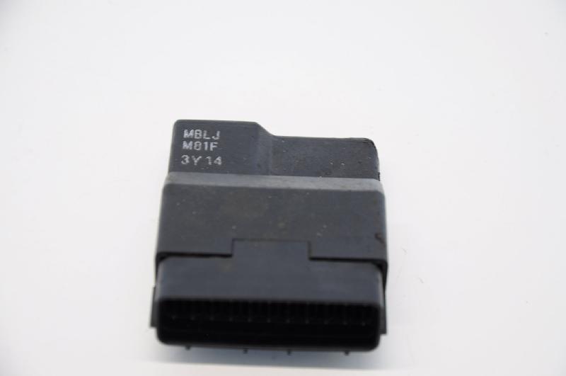 HONDA NT Variklio kompiuteris MBLJM81F 4196064