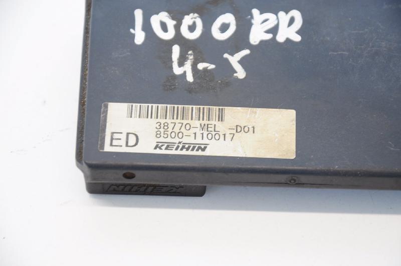 HONDA CBR Variklio kompiuteris 38770-MEL-D01/8500-110017 4239790