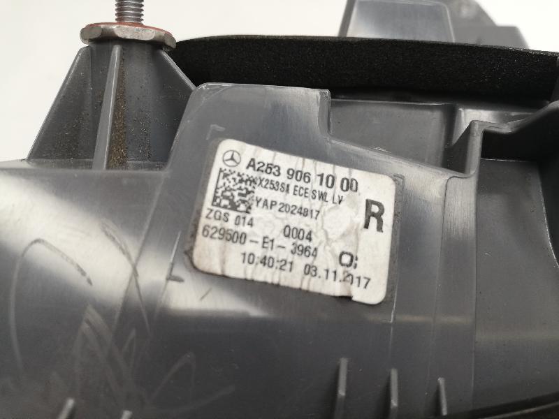 MERCEDES-BENZ GLC (X253) Galinis dešinys žibintas 4294499