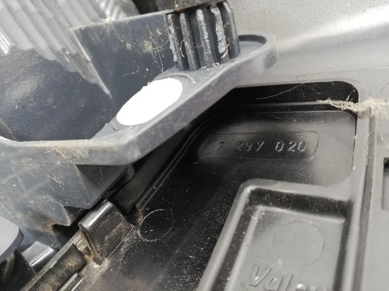 BMW 1 (F21) Galinis dešinys žibintas 7297020 4303143