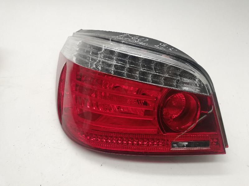 BMW 5 (E60) Galinis kairys žibintas 7177701 4704644