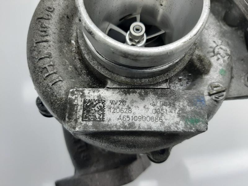 MERCEDES-BENZ C-CLASS (W204) Turbina A6519060200 A651090086 5161690