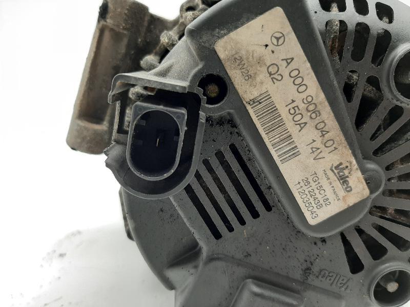 MERCEDES-BENZ C-CLASS (W204) Generatorius A0009060401 5164874