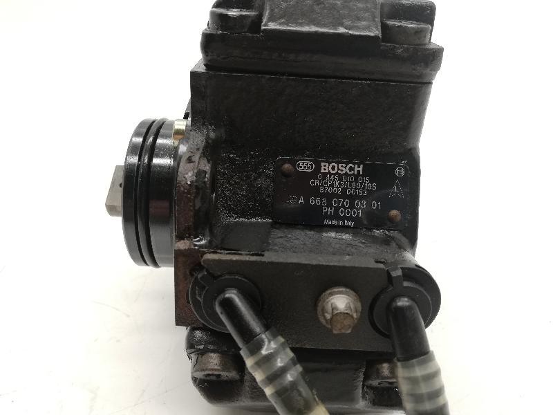 MERCEDES-BENZ A-CLASS (W168) Aukšto slėgio kuro pompa A6680700301 5177825