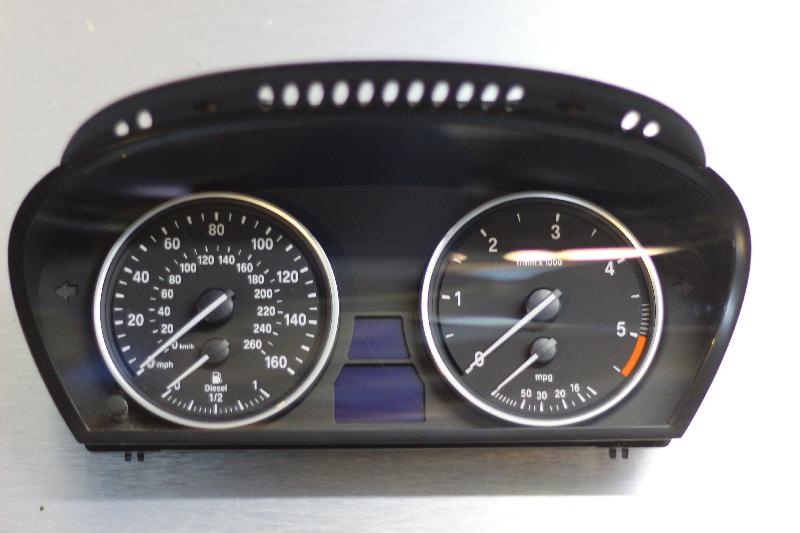 BMW 5 Touring (E61) Spidometras 9153756 2394587