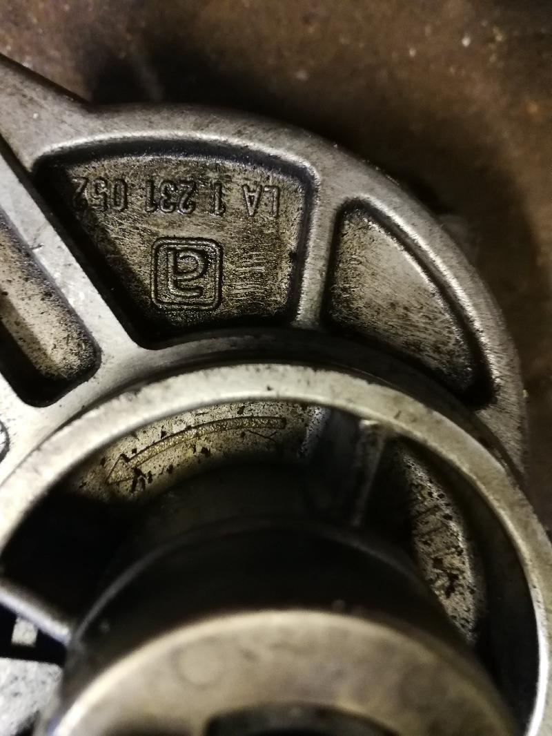 MERCEDES-BENZ SPRINTER 3-t Box (906) Vacuum Pump LA1231052 2694228