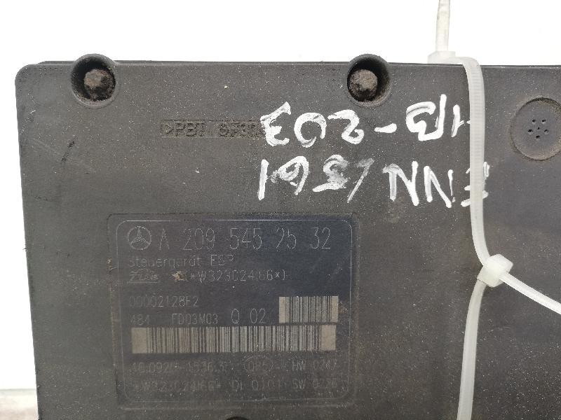 MERCEDES-BENZ C-CLASS (W203) ABS blokas A2095452532 2740072