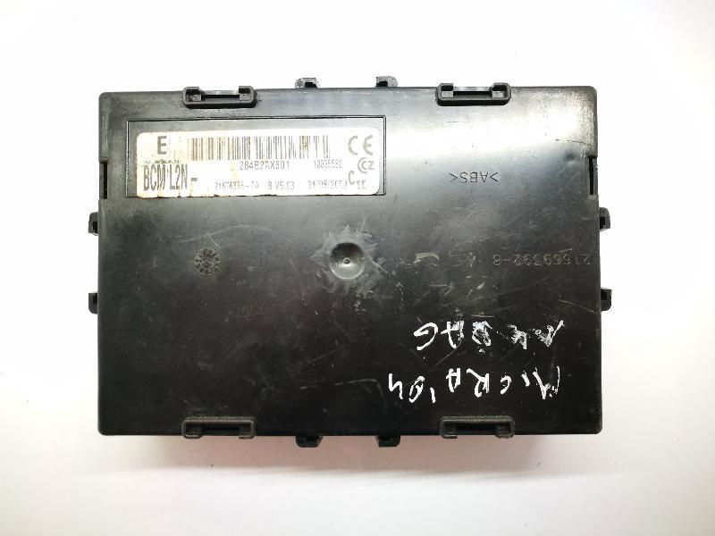 NISSAN MICRA III (K12) Kompiuteris 284B2AX601 3420097
