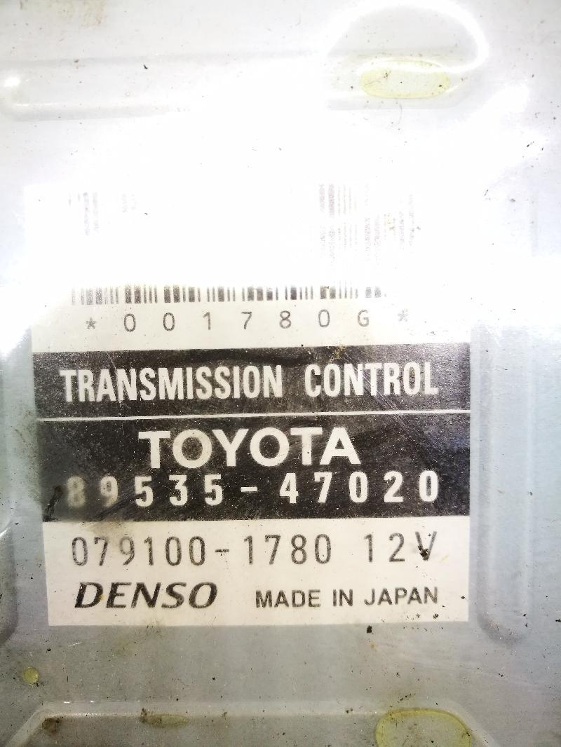 TOYOTA PRIUS Hatchback (_W2_) Greičių dėžės kompiuteris 89535-47020 3422987
