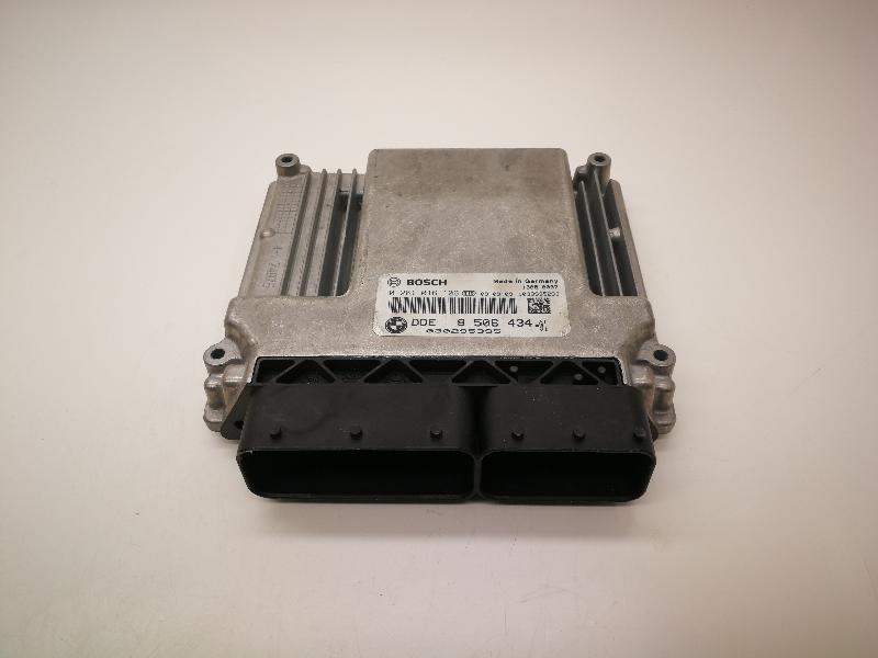 BMW 1 (E87) Variklio kompiuteris 8506434 3806478