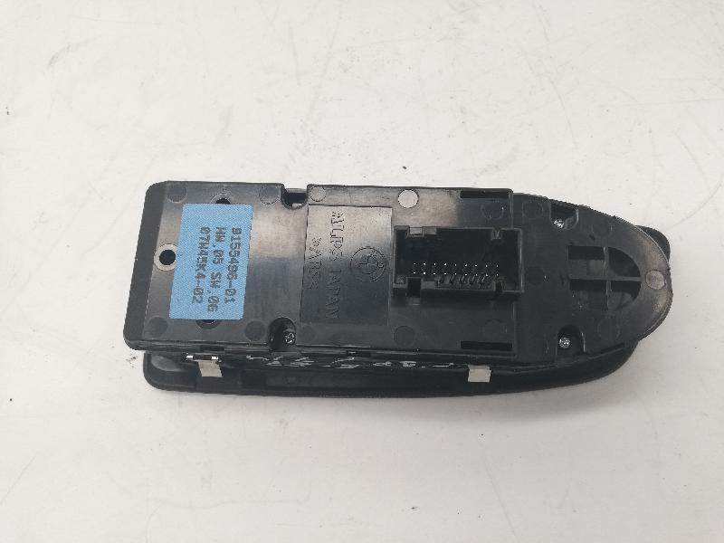 BMW 1 (E87) Priekiniai kairės pusės durų langų pakėlimo mygtukai 9155496 4088715